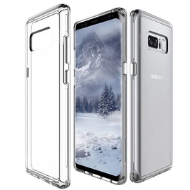 Devia Schockproof Back Case For Samsung Galaxy Note 9 Transparent