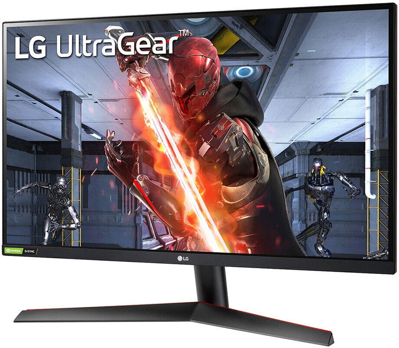"Monitors LG 27GN800, 27"", 1 ms"