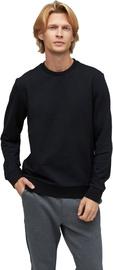 Audimas Cotton Sweatshirt Black XL