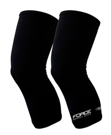 Force Term Knee Warmer Black M