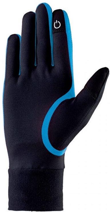 Перчатки Viking Runway 140-18-2740-15, синий/черный, 6
