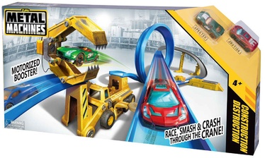Zuru Metal Machines Construction Destruction Set 6703