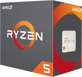Procesors AMD Ryzen 5 2400G 3.6GHz 4MB AM4 YD2400C5FBBOX