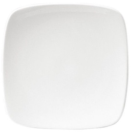 Leela Baralee Simple Plus Square Plate 21cm