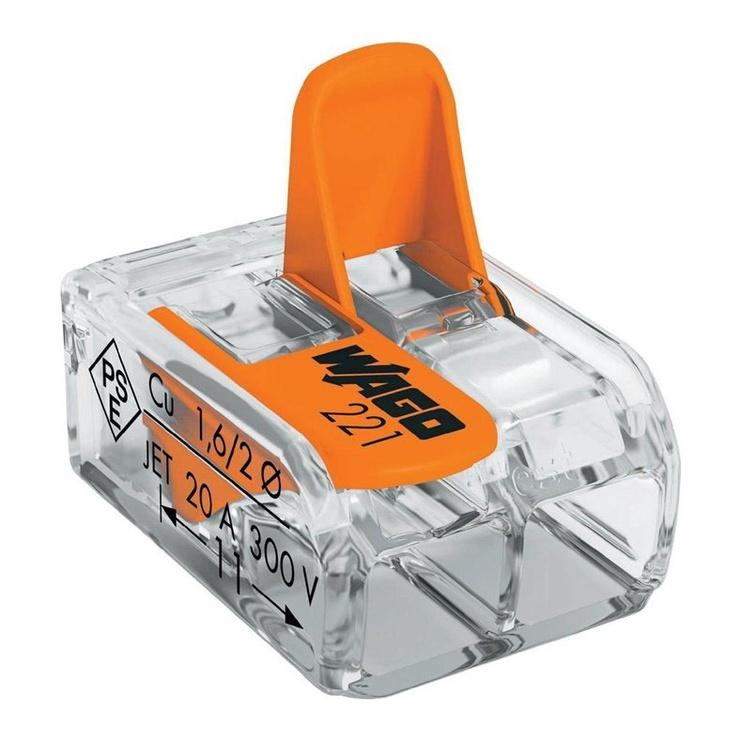 KLEMME SAV. 2X0.5-4MM2 32A/450V 20GAB
