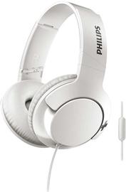 Austiņas Philips SHL3175BK White