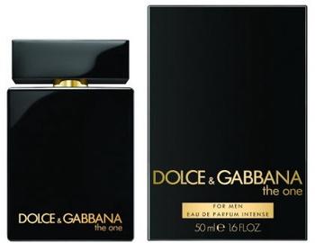 Парфюмированная вода Dolce & Gabana The One For Men 50ml EDP