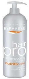 Šampūns Byphasse Pro Hair Nutritiv Riche Dry Hair, 1000 ml