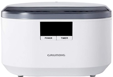 Grundig Ultrasonic Cleaner UC 6620 White