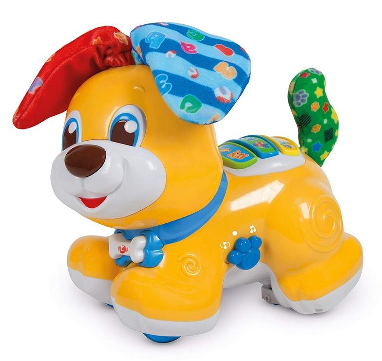 Interaktīva rotaļlieta Clemenotoni Bubu Dog 50549, LV/LT
