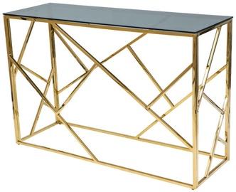 Консольный стол Signal Meble Escada C Gold, 1200x400x780 мм