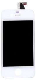 HQ Analog LCD Display + Touch Panel For Apple iPhone 4G White