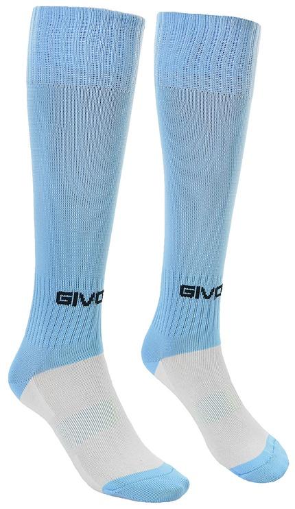 Zeķes Givova Calcio Senior Light Blue, 1 gab.