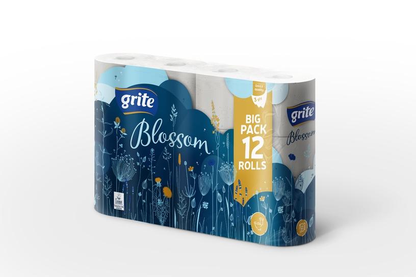 Туалетная бумага Grite 3TBLOS1312_2016-NEW, 12 шт.