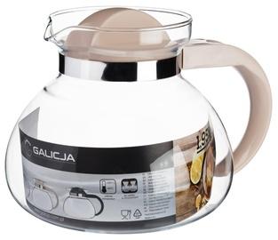 Galicja Glass Jug Pink 1.95l