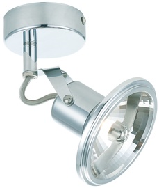 Light Prestige Feltre 1 Ceiling Lamp 28W G9 Chrome