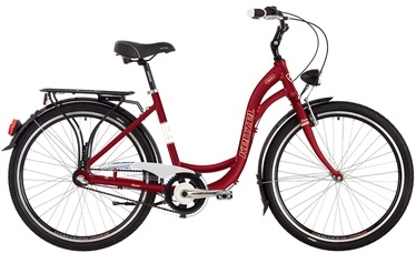 Kenzel Dream Classic 26'' 15'' Red 20
