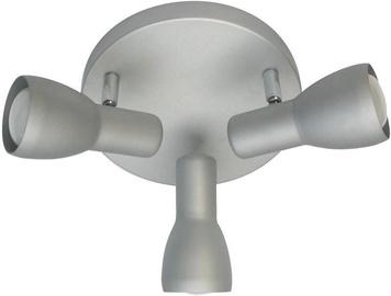 Candellux Picardo Spotlight 3x40W E14 Round Gray /Silver