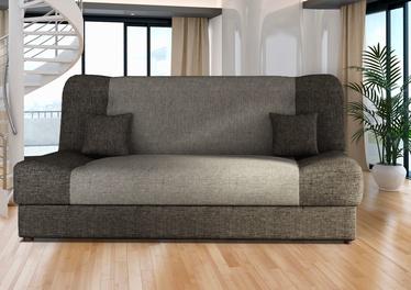 Dīvāngulta Platan Jas 03 Grey, 188 x 85 x 90 cm