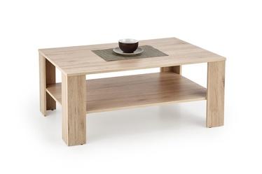 Kafijas galdiņš Halmar Kwadro, ozola, 1100x650x530 mm