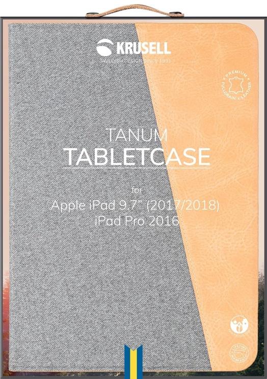 Чехол Krusell Tanum Case For Apple iPad 9.7'' Nude
