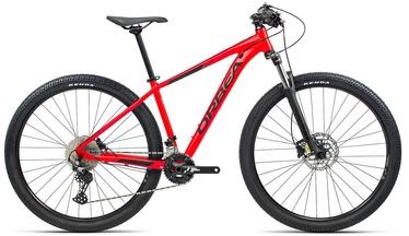 """Velosipēds Orbea MX L20717NT, melna/sarkana, 17"""", 29"""""""