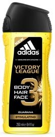 Dušas želeja Adidas Victory League, 250 ml