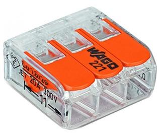 KLEMME SAV. 3X0.5-4MM2 32A/450V 20GAB