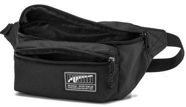 Puma Academy Waist Bag 075855 01 Black