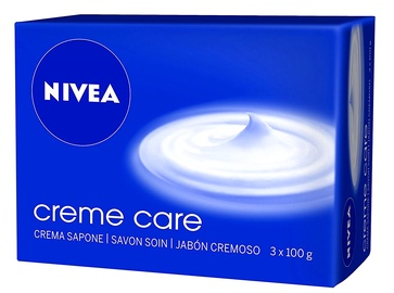 Nivea Cream Care Soap 3x 100g