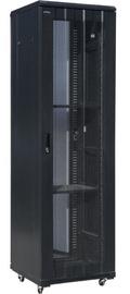 "A-LAN Rack Cabinet 19"" 42U SS-42U-800-1000-02-C"