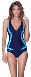 Peldkostīms Aqua Speed Greta Navy Blue, 48