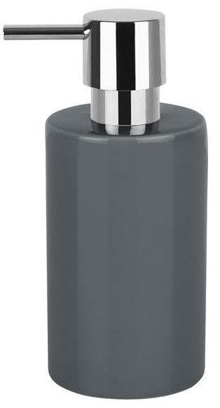 Spirella Tube Soap Dispenser 0.3l Dark Grey