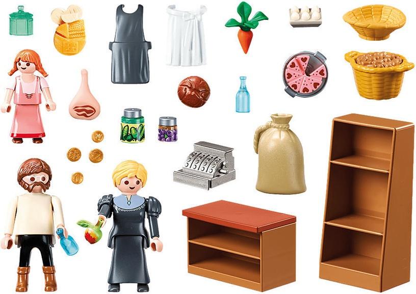 Playmobil Heidi Village Shop 70257