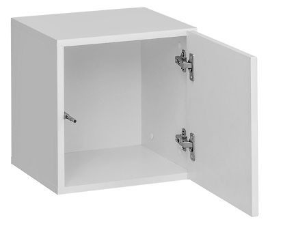 ASM Blox VI Living Room Wall Unit Set White/Black