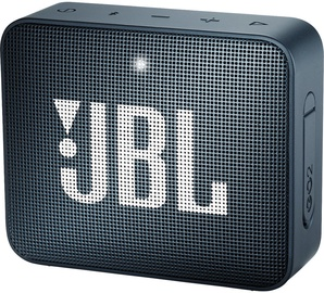 JBL GO 2 Bluetooth Speaker Slate Navy