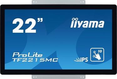"Monitors Iiyama TF2215MC-B2, 21.5"", 14 ms"