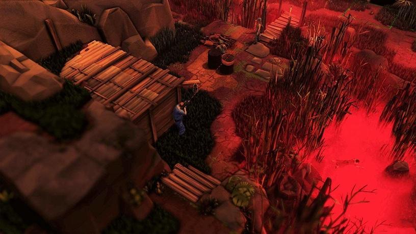 Jagged Alliance: Rage! PS4