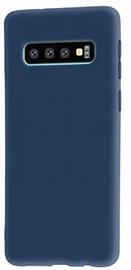 Evelatus Soft Back Case For Samsung Galaxy S10 Plus Dark Blue