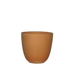 SN Ceramic Flower Pot Etna VTER-1 Ø10cm Brown