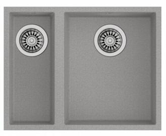 Teka Square 2B 540 TG Sink Gray