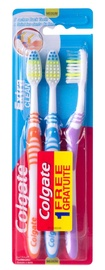 Colgate Extra Clean Medium Toothbrush 2+1