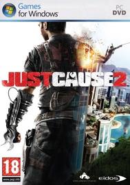 Компьютерная игра Just Cause 2 ENG