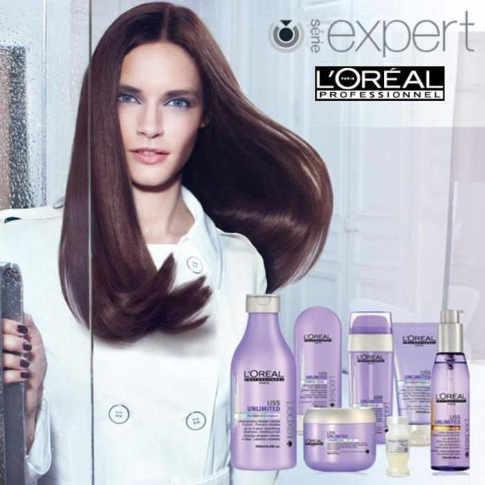 L´Oréal Professionnel Liss Unlimited Shampoo 500ml