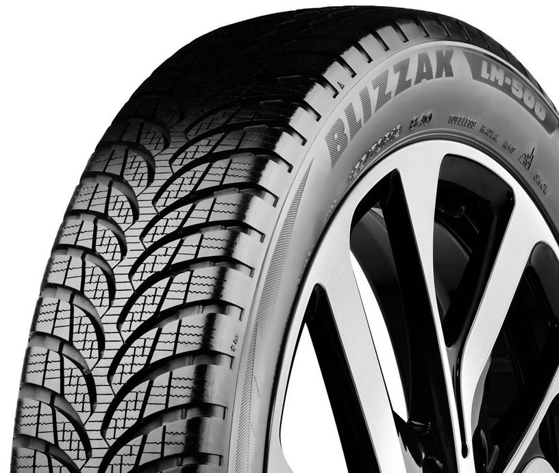 Bridgestone Blizzak LM500 155 70 R19 88Q XL