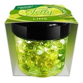 Natural Fresh Jelly Pearls Air Freshener Lime