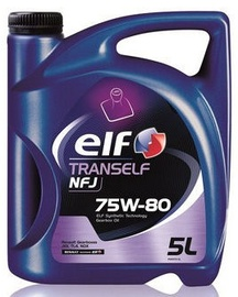 Elf Tranself NFJ 75W80 Transmissive Oil 5L