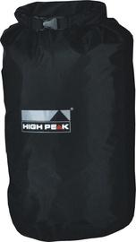 Ūdensnecaurlaidīgs maiss High Peak Dry Bag L Black 26L