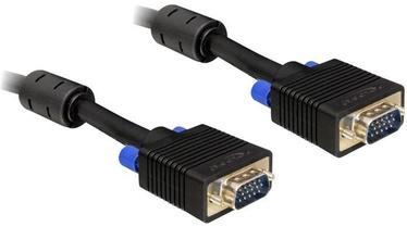 Delock Cable VGA / VGA Black 10m