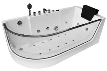 SN Bath A1242 170x80x59cm White